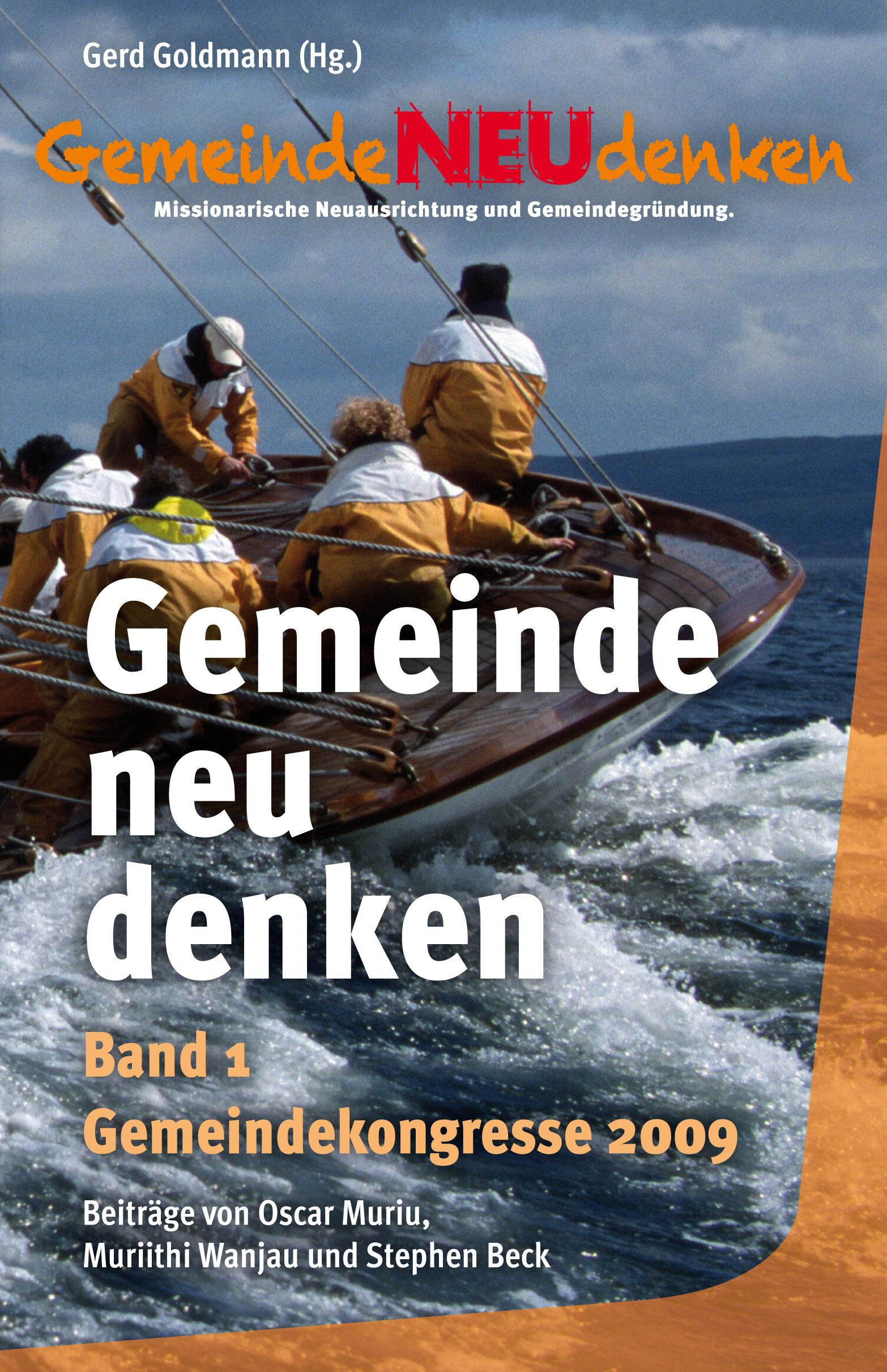 Goldmann, GemeindeNEUdenken Bd. 1