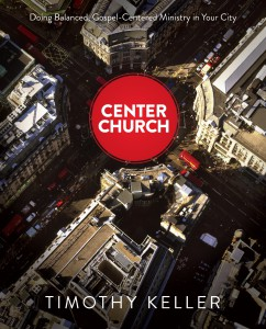 Center Church Cover klein